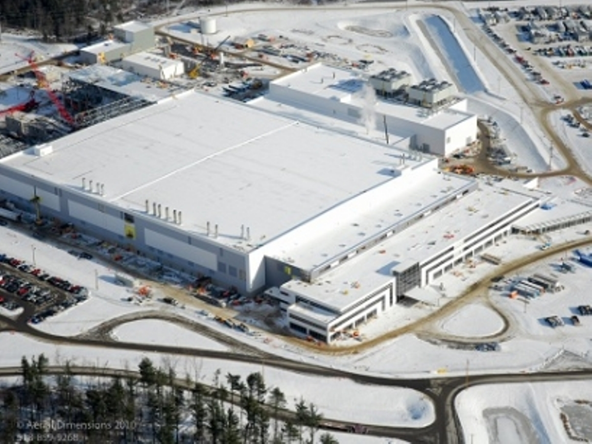 GlobalFoundries - Fab & Spine Building