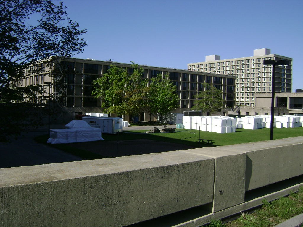 SUNY Oswego - Oneida & Cayuga Halls