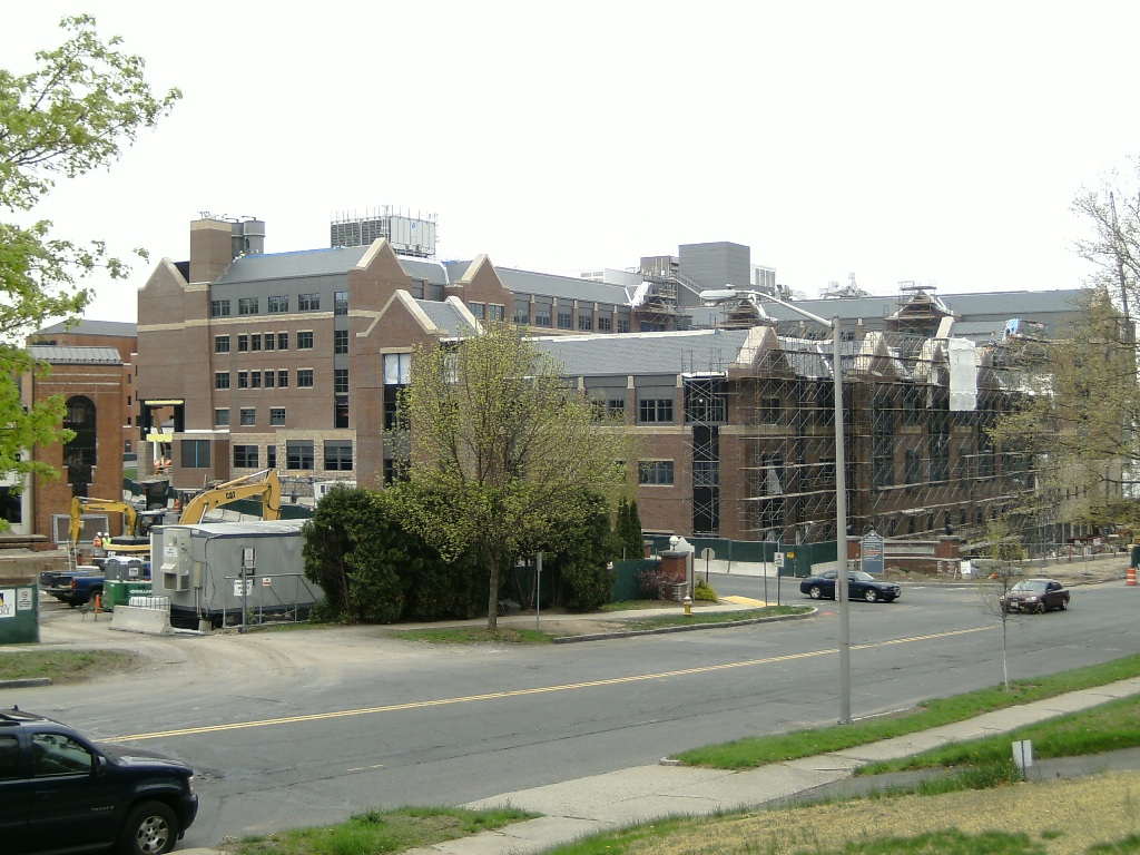 Baystate Medical Center Expansion