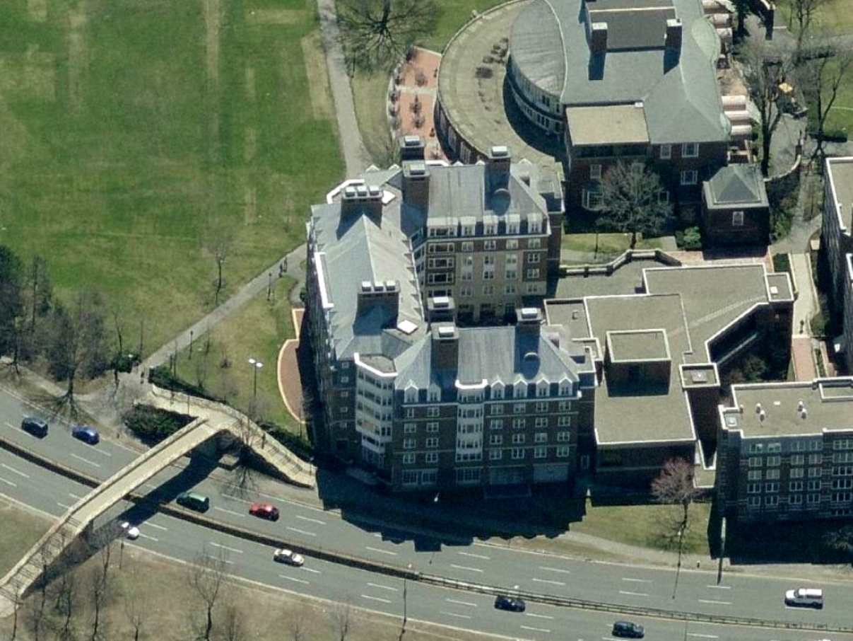 McArthur Hall - Harvard University