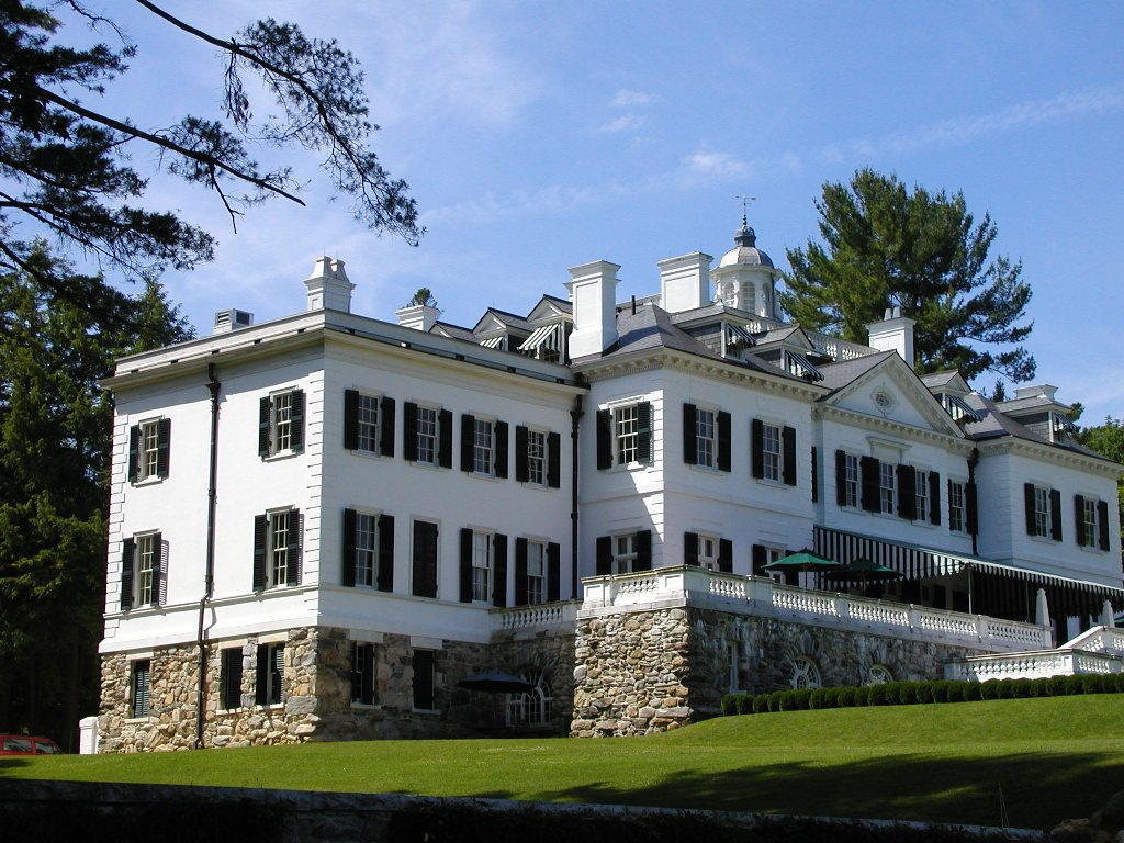 The Mount - Edith Wharton's Residence