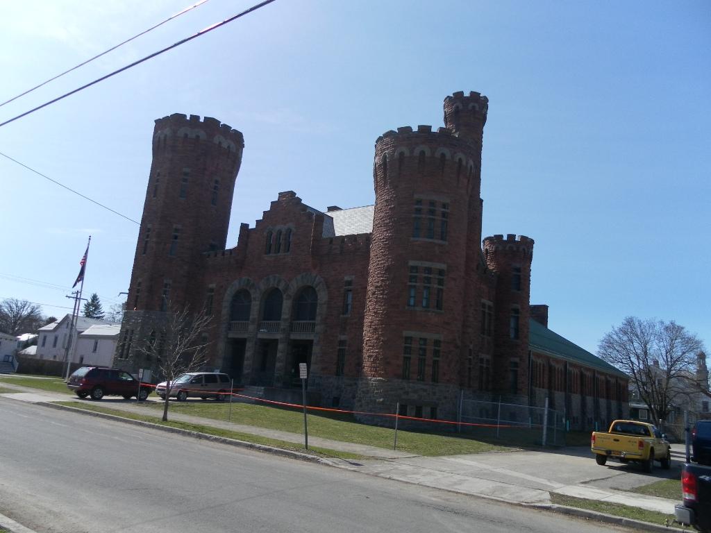Ogdensburg Armory