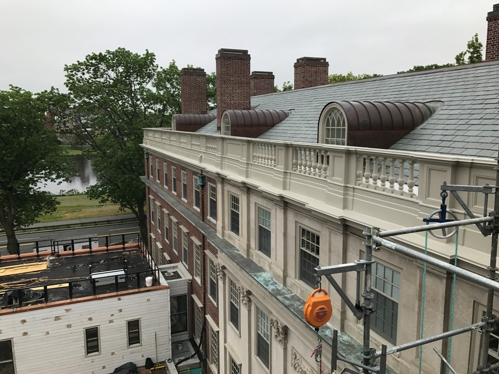 Harvard University House Renewal