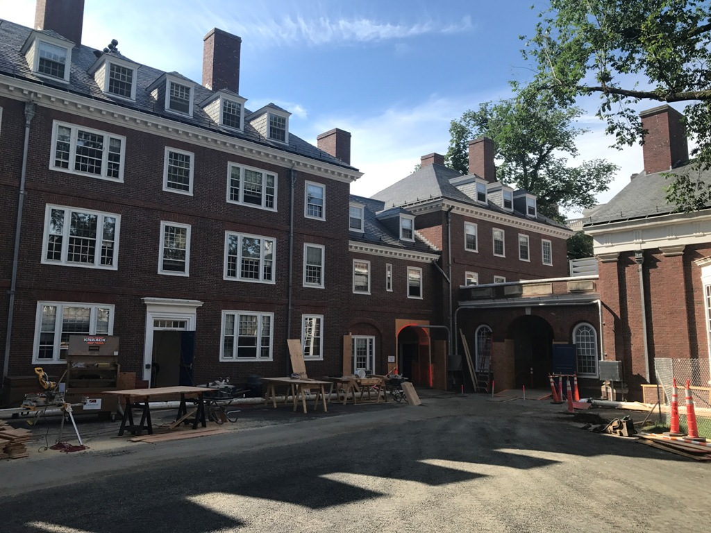 Harvard University - Lowell House Renewal