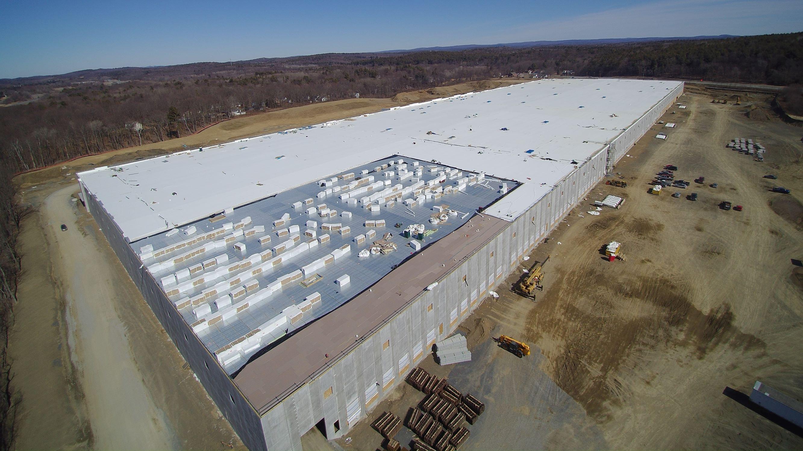 Amazon Warehouse Facility Schodack NY